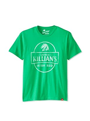 Sportique Men's Killian T-Shirt (Green)