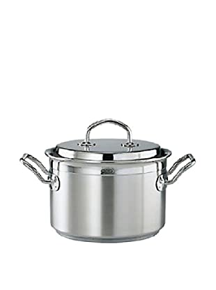 Rösle Teknika High Casserole with Lid, 7.1-Qt.