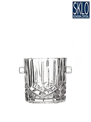 Cristal de Bohemia Cubo Hielo Cortina