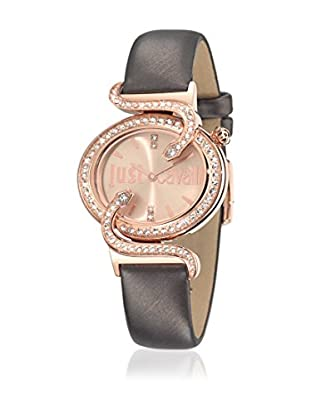 Just Cavalli Orologio al Quarzo Woman Sin 2H Marrone/Oro Rosa 46.1x35 mm