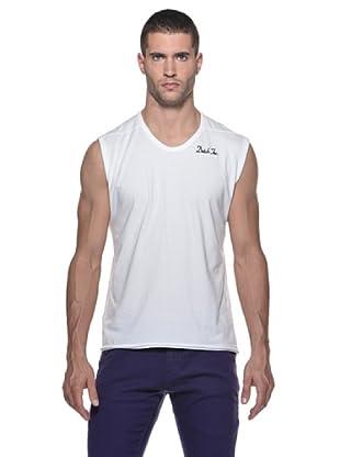 Datch Camiseta SM Logo (Blanco)