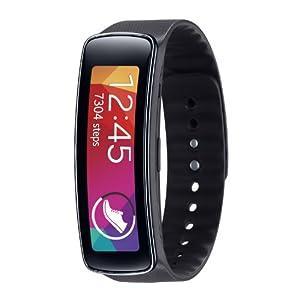 Samsung Digital Multi-Color Dial Unisex Watch - Gear- Fit