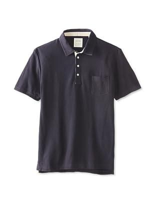 Billy Reid Men's Davidson Polo (Navy)