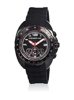 Morphic Reloj con movimiento cuarzo japonés Mph2504 Negro 43  mm