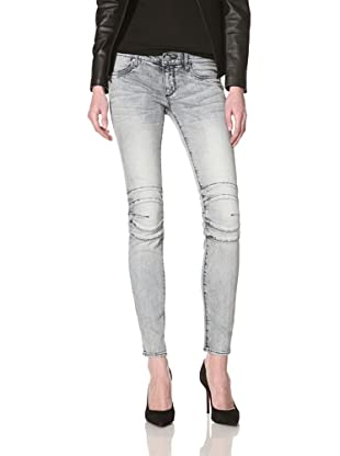 Driftwood Women's Skinny Jean (White Out)