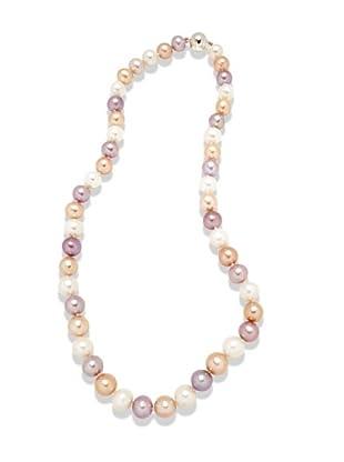 Valero Pearls 340320 - Collar de mujer de plata con perla cultivada de agua dulce, 45 cm