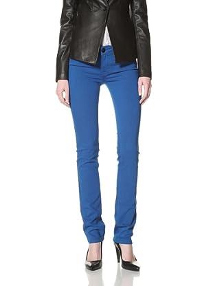 DL 1961 Women's Grace Slim Straight Leg Jeans (Parakeet)