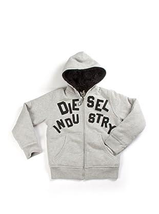 Diesel Junior Sweatshirt (Grau Meliert)