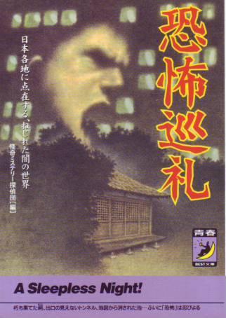 恐怖巡礼―日本各地に点在する、ねじれた闇の世界 (青春BEST文庫)