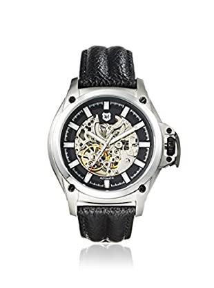 Andrew Marc Men's A11402TP 3 Hand Black Automatic Watch