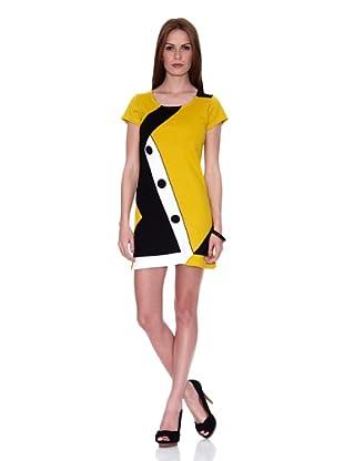 HHG Vestido Dania (Amarillo)