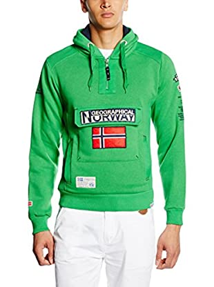 Geographical Norway Felpa Cappuccio Gymclass