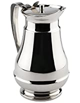 Embassy Micron Stainless Steel Water Jug / Pitcher (Size 6, Steel)