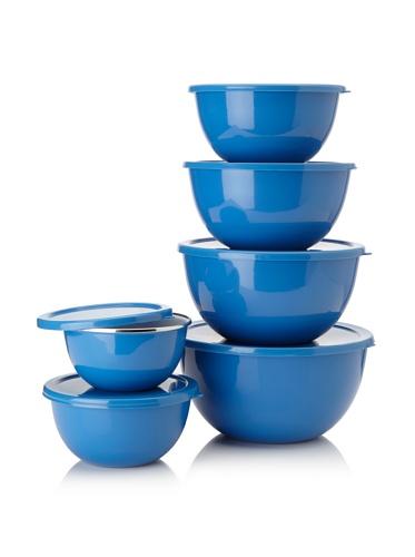 Reston Lloyd Calypso Basics 12-Piece Bowl Set (Azure)