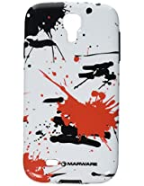 Marware Phone case for Samsung Galaxy S4 - Retail Packaging - Rogue/White