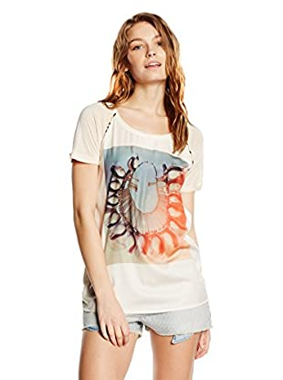 Maison Scotch Camiseta Manga Corta