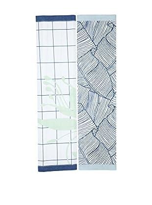 Lene Bjerre Palmia 2-Piece Kitchen Towel Set
