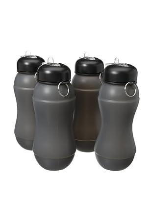 AdNArt Set of 4 Sili-Squeeze (Black)