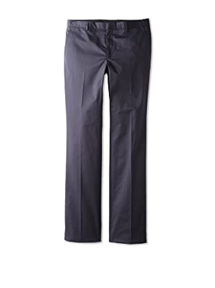 Calvin Klein Collection Men's Spike Stretch Trousers (Navy blue)