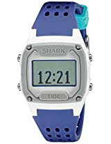 Freestyle Freestyle Unisex 10019171 Tide Trainer Digital Display Japanese Quartz Purple Watch - 10019171