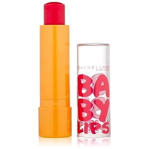 Maybelline Baby Lips Moisturizing Lip Balm, Cherry Me, 4g