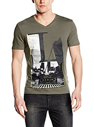 Guess Camiseta Manga Corta Private Illusi