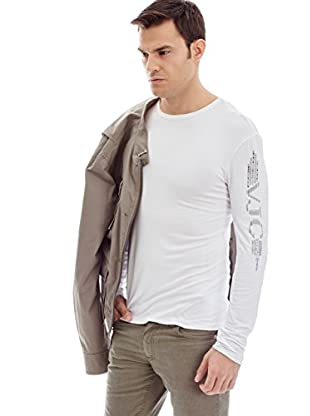 Versace Jeans Camiseta Manga Larga