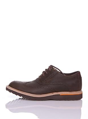 Rockport Zapatos Oxford Union Street Wing (Chocolate)