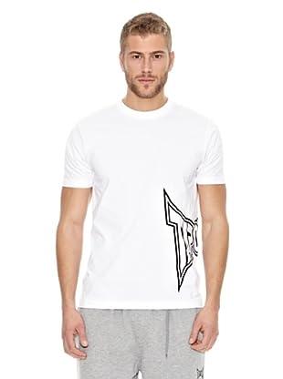 Tapout Camiseta Crew (Blanco)