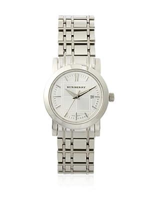 Burberry Women's BU1351 Heritage White Stainless Steel Watch