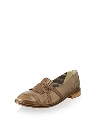 J SHOES Women's Baroness Oxford (Hammered)