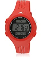 Adp6088 Red/White Digital Watch