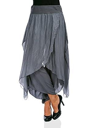 Special Silk by Bleu Marine Pantalone Sarouel Céline