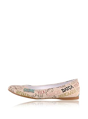 Dogo Ballerina Vacation (Creme)