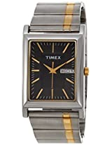 Timex Classics Analog Black Dial Men's Watch - L502