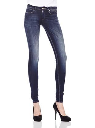 Salsa Jeans Confort Skinny (Azul)