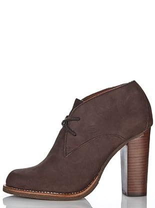 Scholl Zapatos Issenia (Chocolate)