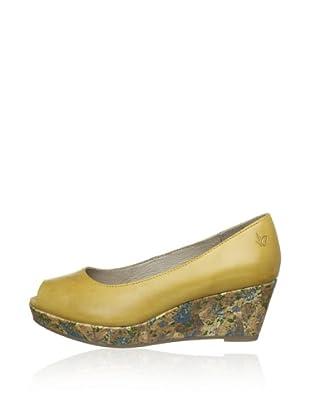 Caprice Zapatos Pee (Mostaza)
