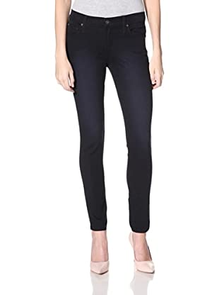 James Jeans Women's Twiggy Drakko Skinny Jean (Black)