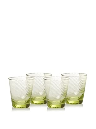 Impulse! Set of 4 Roma 11-Oz. Rocks Glasses