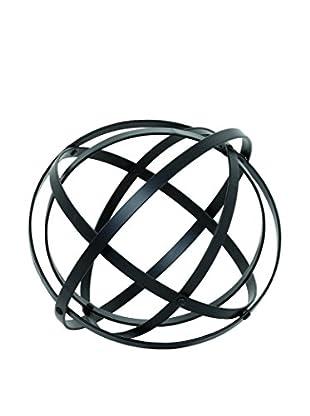 Torre & Tagus Medium Atlas Sphere Sculpture