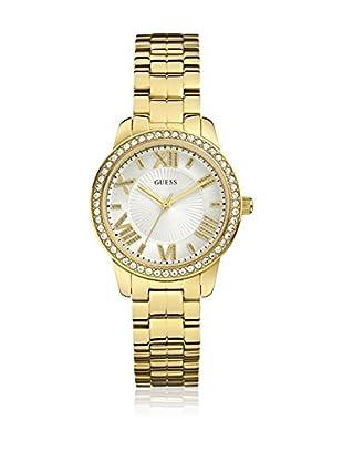 Guess Uhr mit japanischem Mechanikuhrwerk Woman Mini Allure Gold Tone goldfarben 35 mm