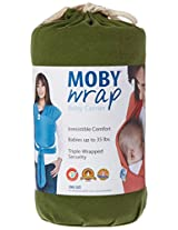 Moby Wrap Baby Carrier, Leaf