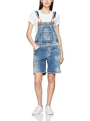Meltin Pot Latzhose Denim