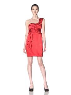 Nanette Lepore Women's La Marocain Dress (Ruby)