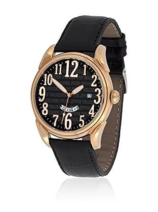 PHILIPPE VANDIER Uhr mit schweizer Quarzuhrwerk 86022  44 mm