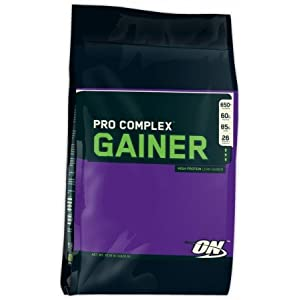 Optimum Pro Complex Gainer 5.08 Lbs. Double Chocolate