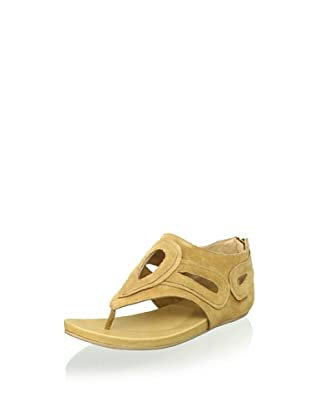 Australia Luxe Collective Women's Ferrera Thong Sandal (Tan)