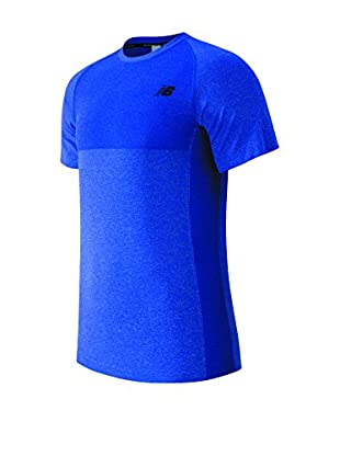 New Balance T-Shirt Manica Corta MT61019