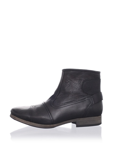 ksubi Men's Garcia 1 Mid Boot (Brown Durango)